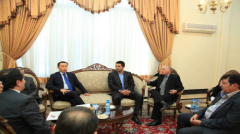 Kazakhstan Agriculture Minister visited the Heads of Iranian Federation of Food Industries TEHRAN, March. 15 (IFIF) – Kazakhstan's interest to boost cooperation with Iran in food industries