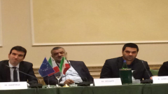 Rome- Italy Agriculture minister of Iran and Italy in specialized panel