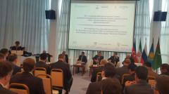 Iran attends Business Caspian meeting in Russia