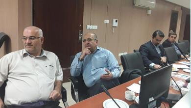 The general meeting of the secretaries of Iranian Food Insustry Federation