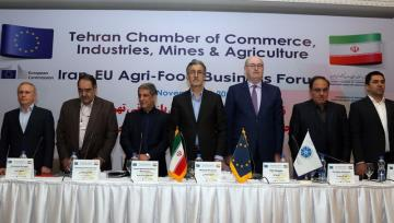 Iran-EU Agri-Food Business Forumin Tehran