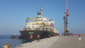 Seventh Indian wheat cargo for Afghanistan arrives in Chabahar