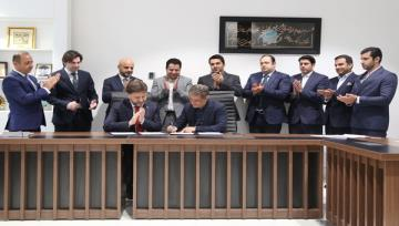 Tehran, Ankara sign co-op agreement on agriculture, foodstuff