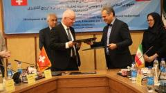 Iran, Switzerland ink agriculture cooperation agreement