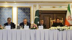 Iran, Pakistan stress expansion of trade ties