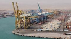 India's 1st rice cargo for Afghanistan arrives at Chabahar Port