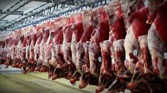 Q1 Red Meat Production Down 29percent